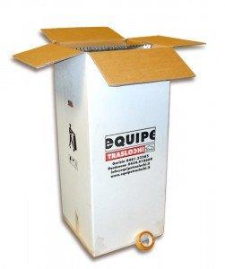 Vendita imballaggi traslochi scatole trasloco - Scatole porta abiti ...