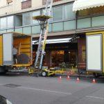 Traslochi Pordenone, noleggio scala pordenone, montaggio mobili pordenone