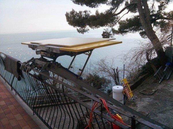 Trasloco costiera Trieste