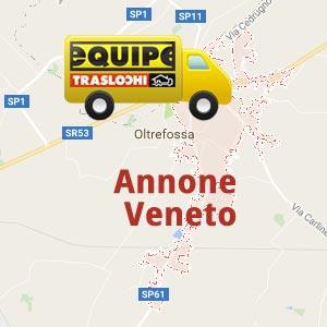 Traslochi Annone Veneto, VE.