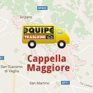 Traslochi Cappella Maggiore TV