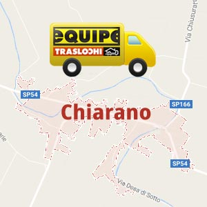 Traslochi Chiarano, TV