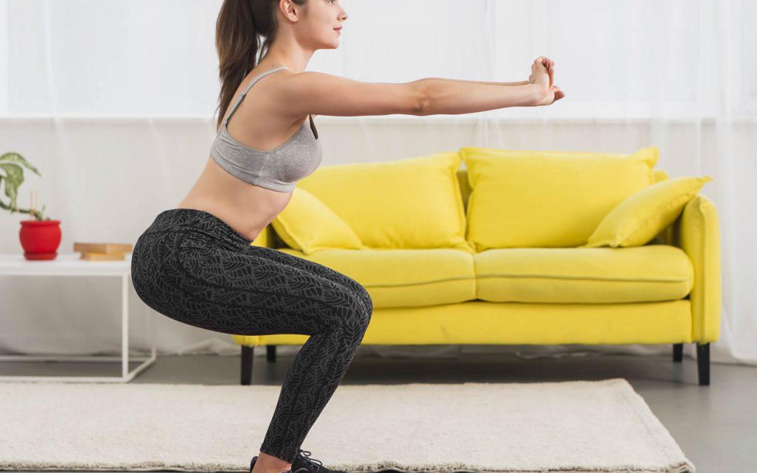 Vita sedentaria? Ecco 3 Esercizi per Rimettersi in Moto